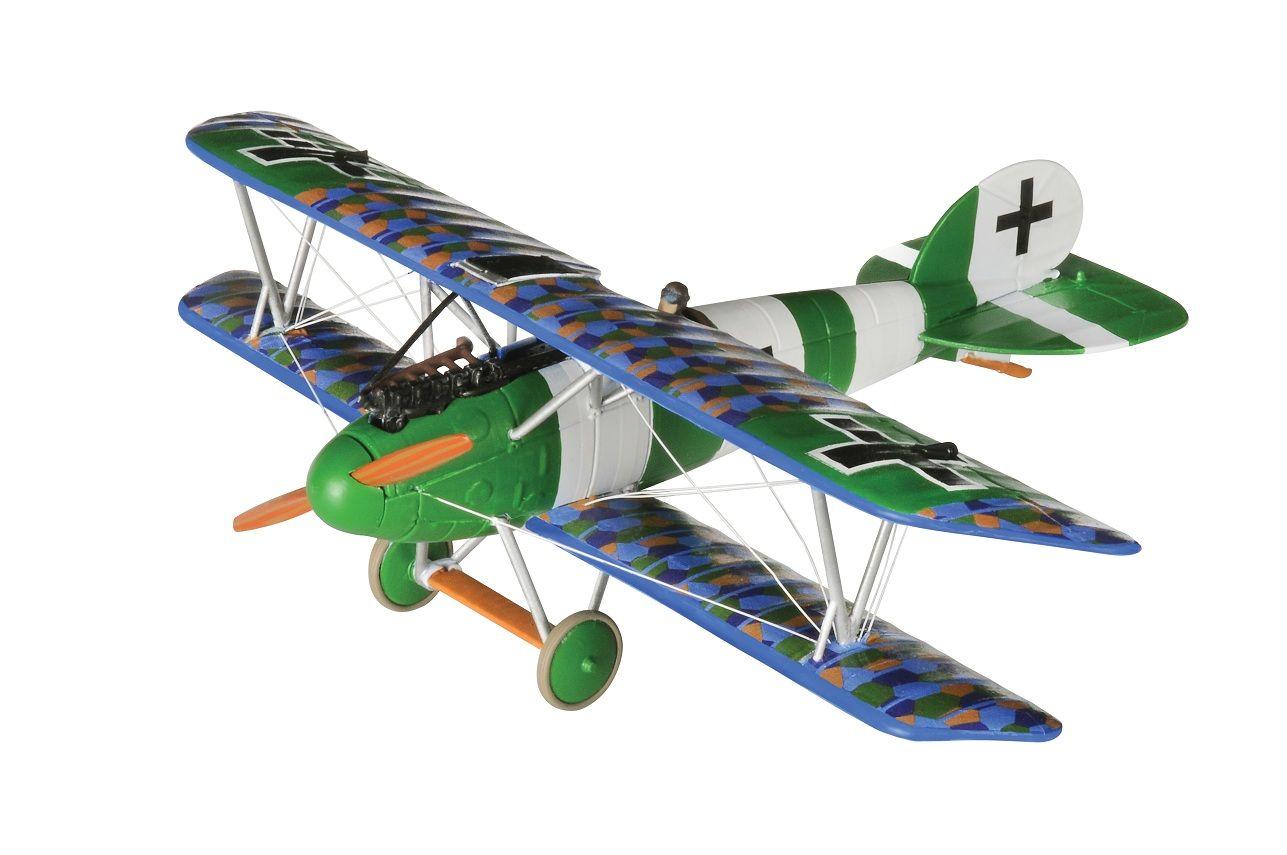 Corgi 1:48 Albatros D.Va, Ltn. Helmut Dilthey, Jasta 40, 1918
