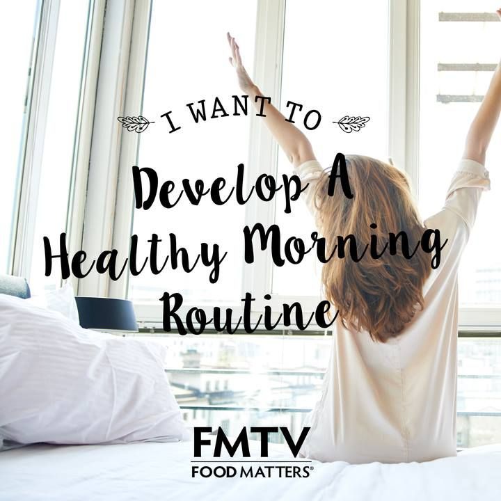 Not sure which film to watch? We've helped you out by categorizing our content into 'I Want To's' to help inspire and kick start your journey to wellness!  Today 'I Want To' --> https://www.fmtv.com/i-want-to/develop-a-healthy-morning-ritual