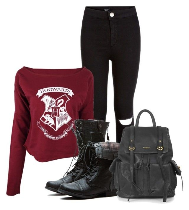 """Untitled #378"" by crln123 ❤ liked on Polyvore featuring New Look and Topshop"