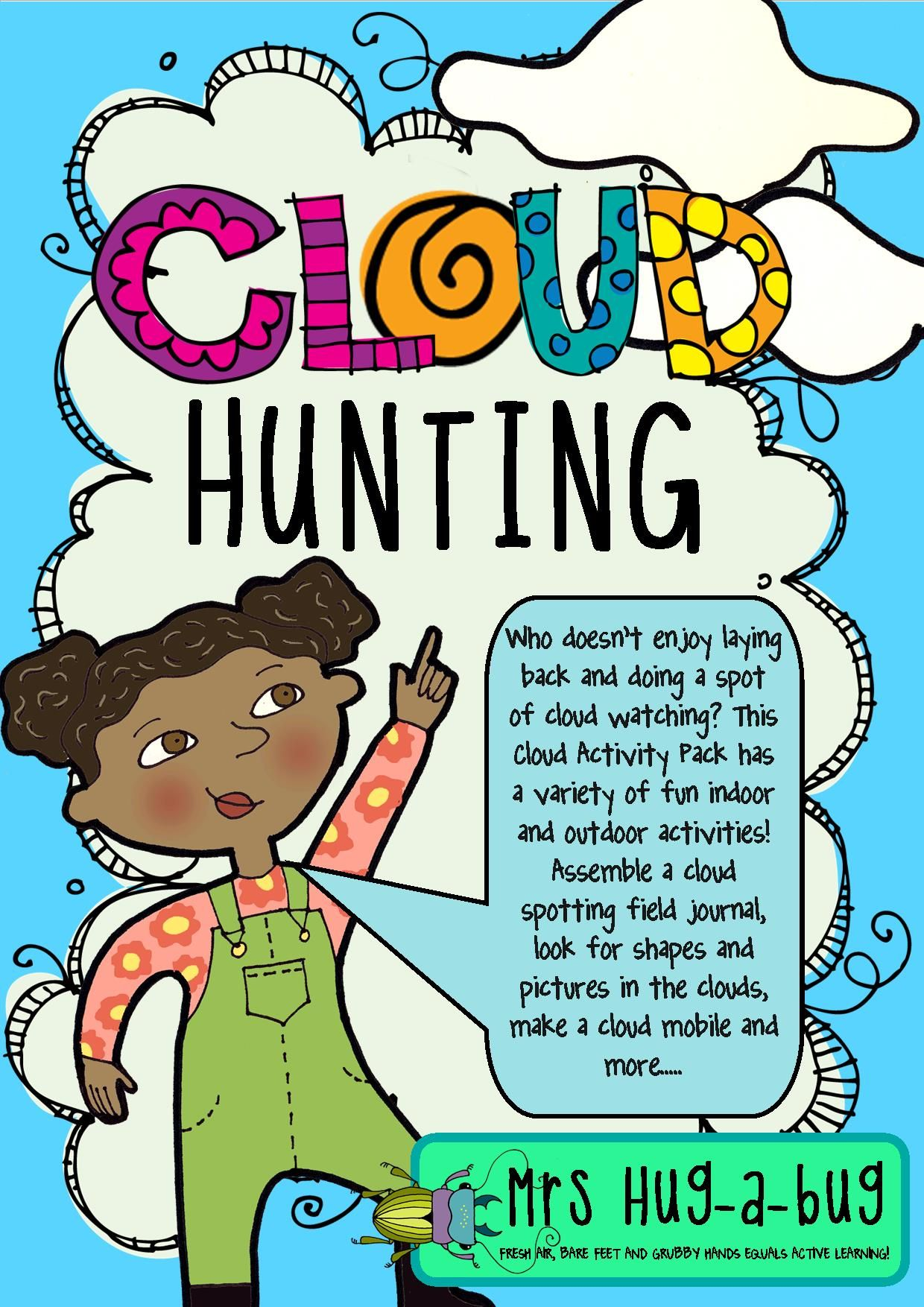 Clouds Activities Celebrating Cloudy Weather