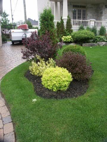 pingl par carlos de sur jardinage pour la maison front yard landscaping front garden. Black Bedroom Furniture Sets. Home Design Ideas