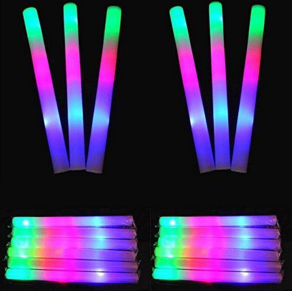 Glow Sticks Glow Party Supplies Balloon Lights Foam Glow Sticks