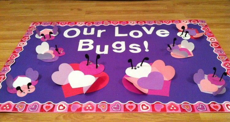 Best 14 Valentine Bulletin Board Ideas