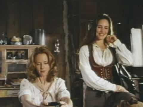 Bad Girls Trailer, Madeleine Stowe, Mary Stuart Masterson, Drew Barrymore, Andie MacDowell. http://youtu.be/7b69nY28Rkk