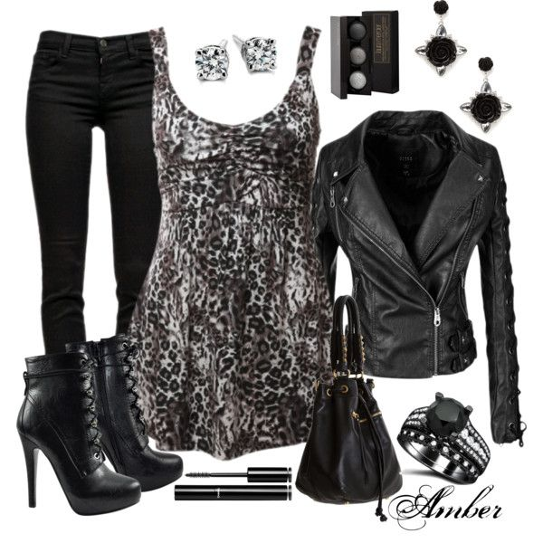 Wild Side by stay-at-home-mom on Polyvore