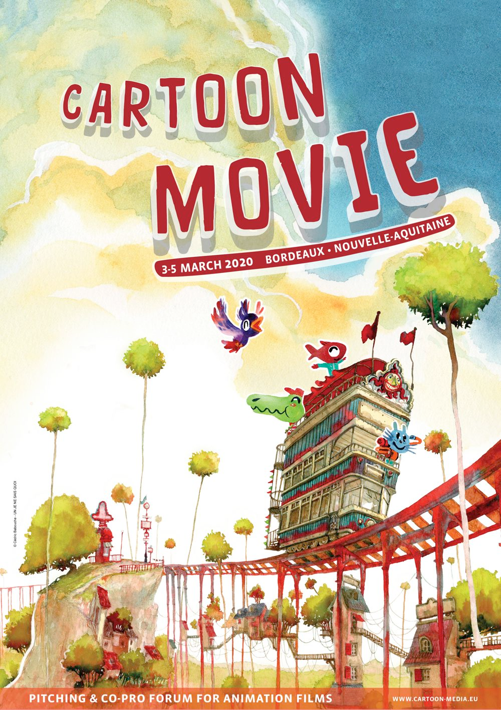Cartoon Movie 2020 Toasts Luxembourg The Heart Of European Animation Animation Magazine In 2020 Cartoon Movies Animation Film Funding