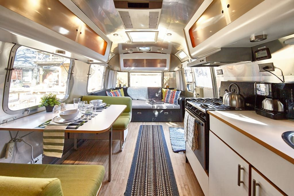 Camper/RV in Dallas, United States. Style and luxury in a