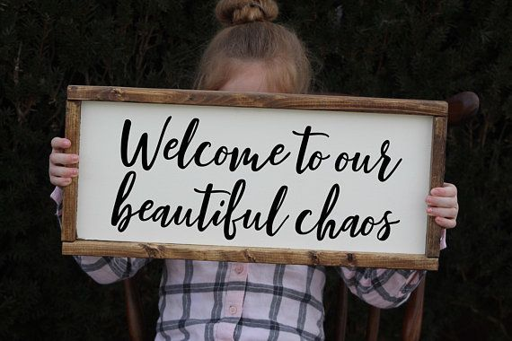 Beautiful Welcome Sign- Home Decor for Sale in Ontario, CA ...
