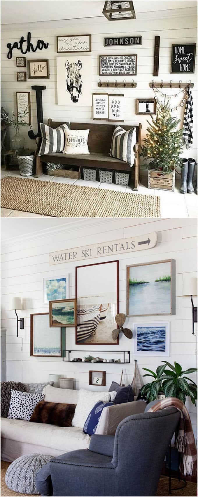30 best DIY shiplap wall and pallet