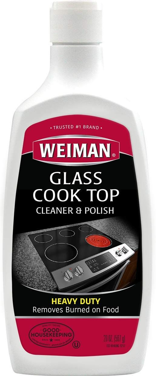 Weiman Glass Cooktop Heavy Duty Cleaner and Polish - 20 Ounce as low as $3.14! - Become a Coupon ...