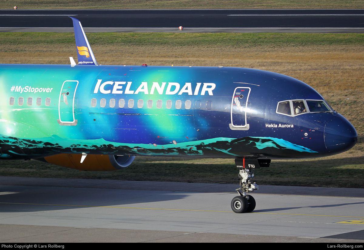 Tf Fiu Icelandair Boeing 757 256 Cn 26243 603 Private Jet Interior Boeing Aviation Airplane