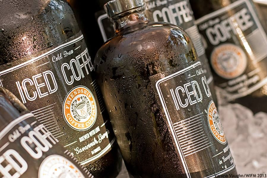 Friendship coffee companys cold brew coffee concentrate