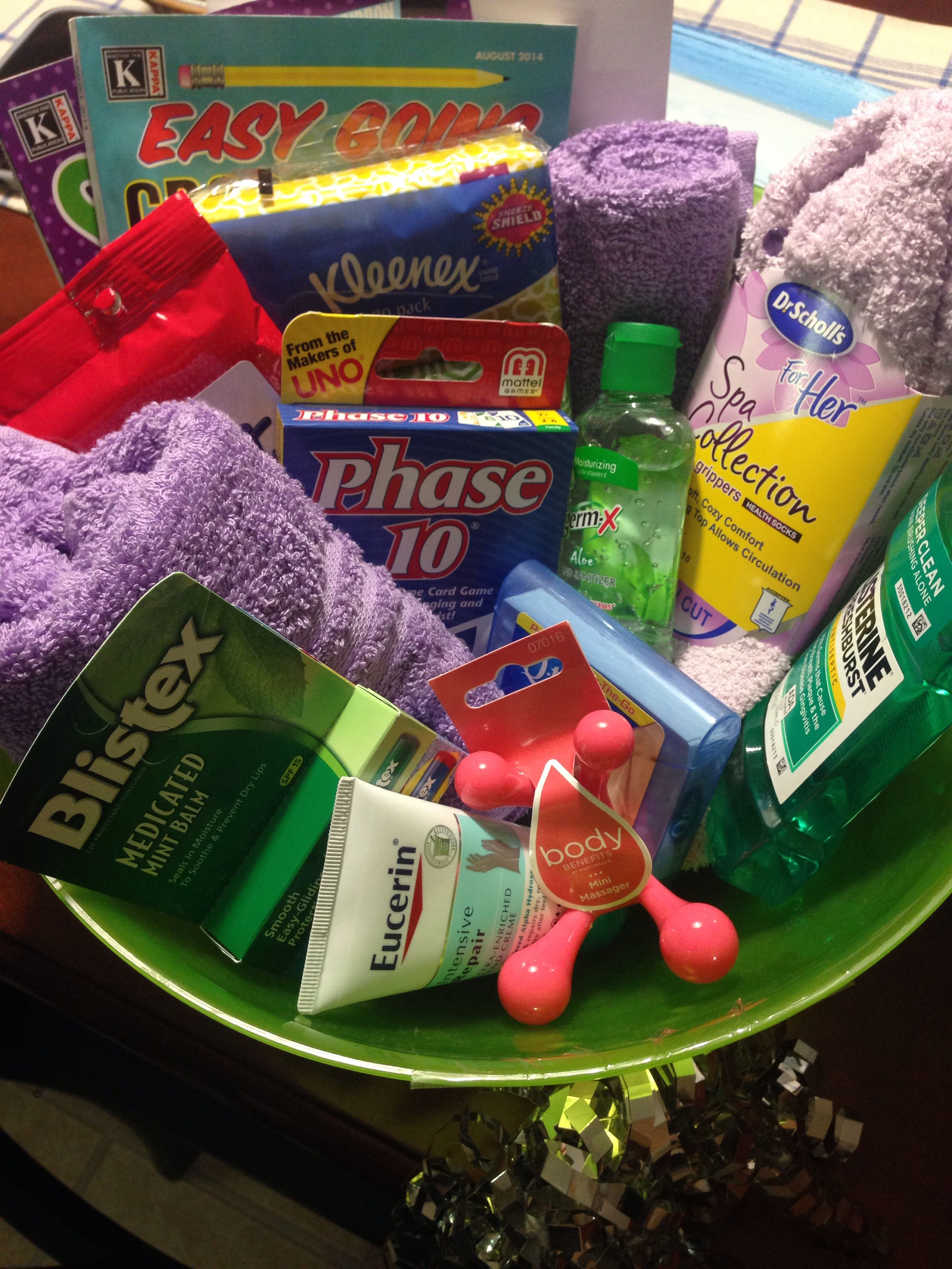 Hospital Care Package Get Well Soon Gift For My Aunt The Comforts Of Home Get Well Gifts Hospital Care Package Get Well Soon Gifts