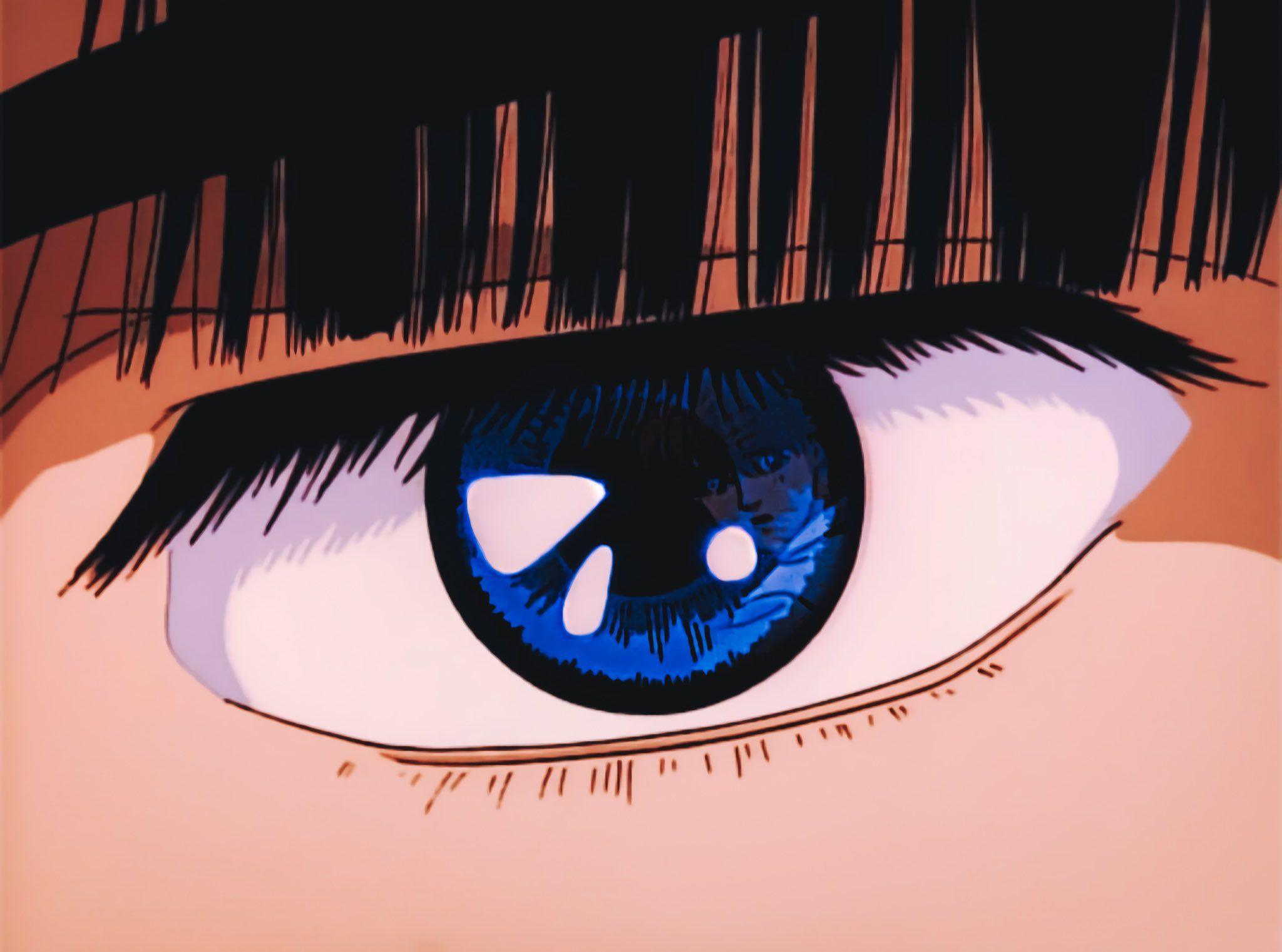 Anime Aesthetic On Twitter Anime Eyes Aesthetic Anime Anime Wall Art
