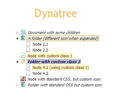 dynatree – Dynamic Tree View jQuery Plugin | jQuery Plugins | Layout
