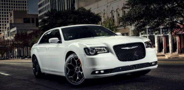 2020 Chrysler 300 Redesign