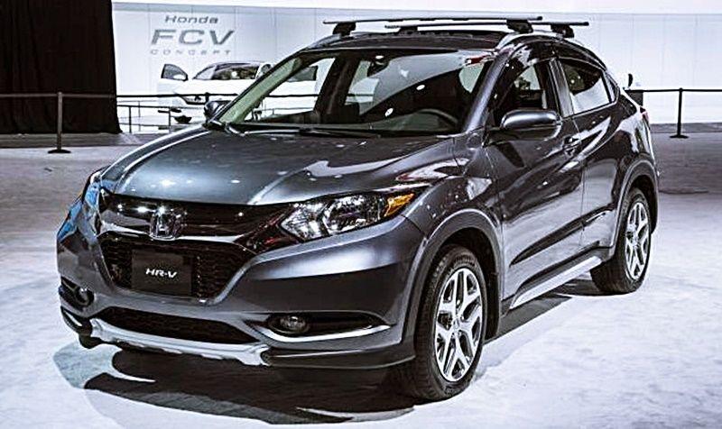 2018 Honda Hrv Interior Mpg Specs Honda Hrv Honda Hrv Interior Honda