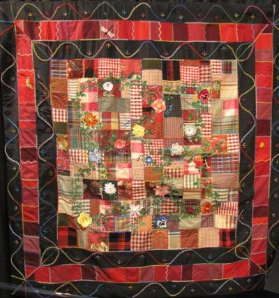 Country Living Quilts Family Flowers Quilts Art Quilts