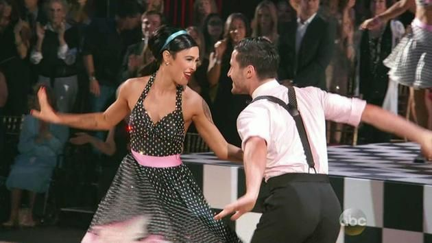 PHOTOS: Dancing with the Stars Week 7 Highlights