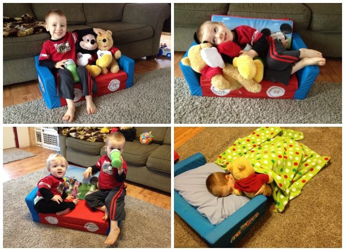 Mickey Mouse Clubhouse Sofa for Toddlers Mickey mouse Mickey