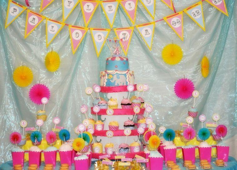 ideas para decorar fiesta de cumpleaos - Fiestas De Cumpleaos Originales
