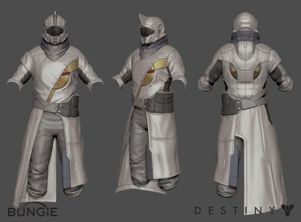 Destiny House Of Wolves Hunter Gear Ian Mcintosh Female Armor House Of Wolves Destiny
