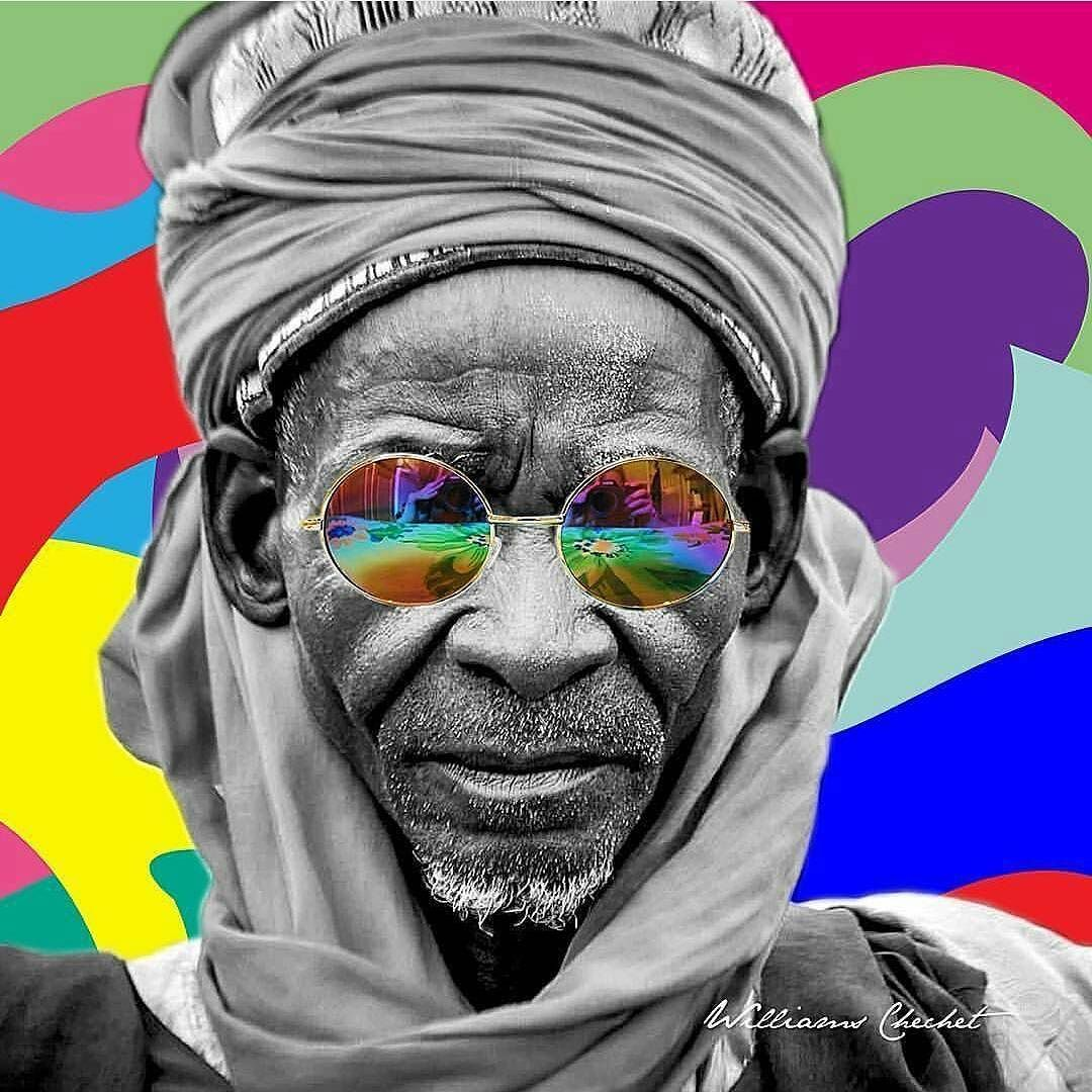 Tafawa Balewa Neopop Art from the 'We Are The North