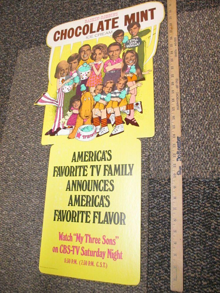 Murphysboro 2020 Halloween Baskin Robbins ice cream 1970 CBS TV show MY THREE SONS store