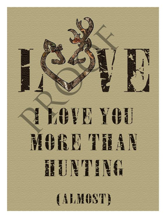 humorous hunting browning heart valentine's day wedding engagement, Ideas