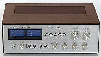 vintage models nad amp