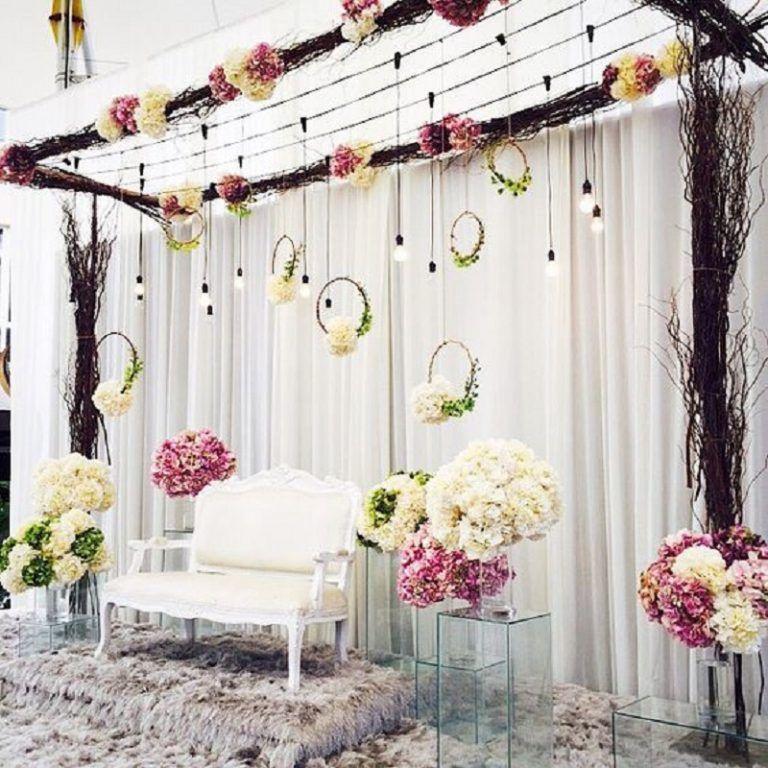 Beautiful Diy Wedding Decorations Diy Wedding Decorations Wedding Stage Decorations Diy Wedding Backdrop