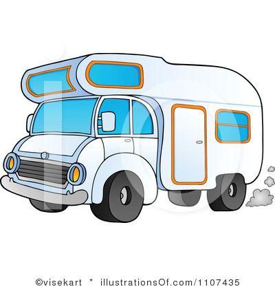 Motorhome Clipart Free Clip Art Motorhome Camper Clipart