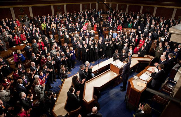 The State of the Union's Glaring Omission | #CannabisNow #Politics