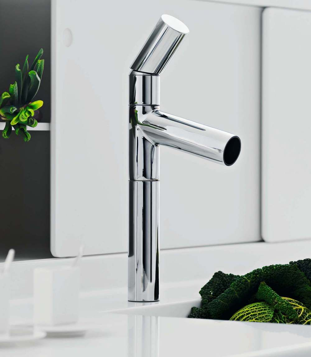 Exclisive high-end kitchen faucet | Oras La Cucina Alessi ...
