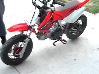 Crf70 Pictures Honda Motorcycles Motolife Pictures