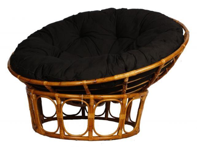 Rattan Papasan Chair Papasan Chair Chair Round Wicker Chair