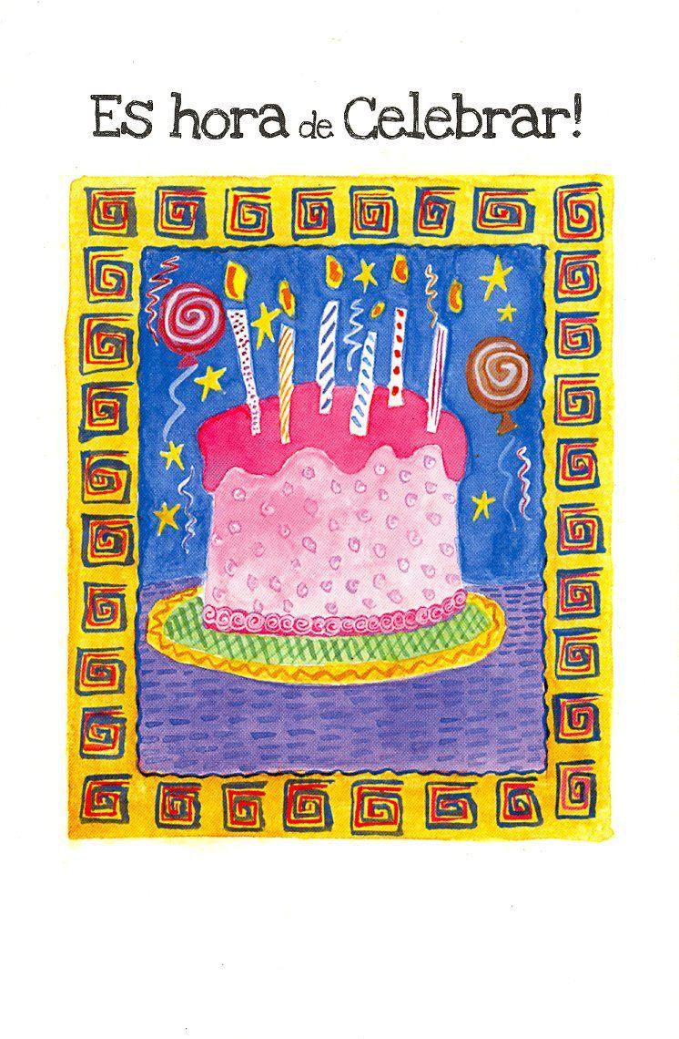 Spanish Birthday Ecards cheap greeting cards – Spanish Birthday Cards