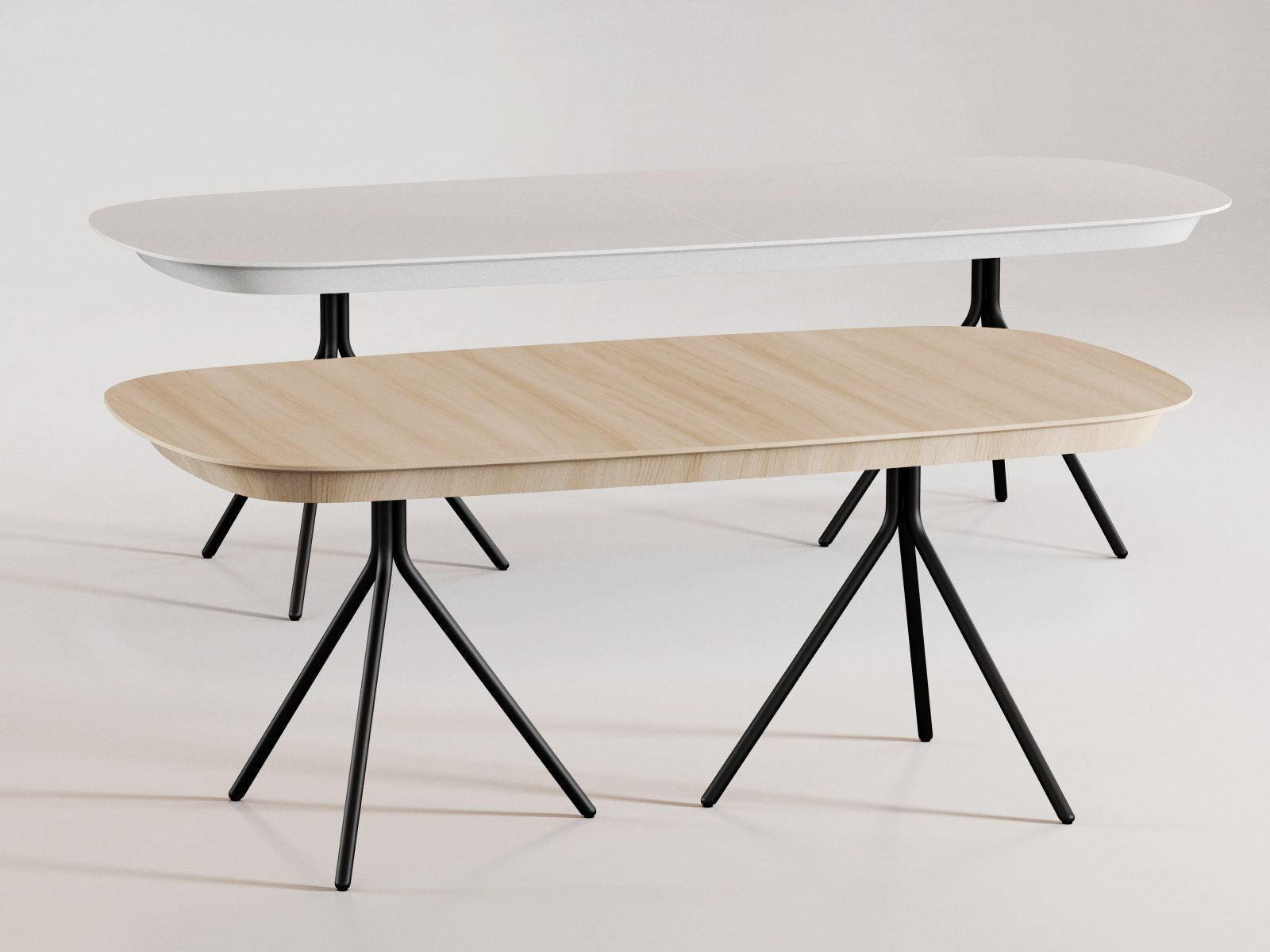 Ottawa Table 3d Model By Design Connected