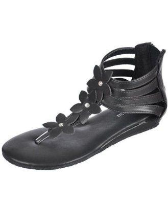 "Eddie Marc ""Marc My Words"" Gladiator Sandals (Girls Youth Sizes 11 - 4) Eddie Marc. $14.99"