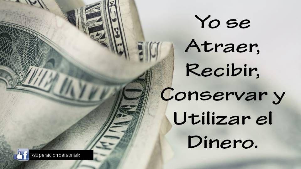 Pin de christian lovera en afirmaciones para atraer dinero riqueza y abundancia abundancia - Atraer dinero ...