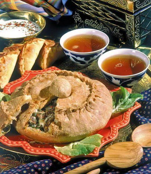 что попробовать в Казани, национальная еда