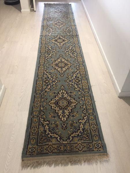 2 X Hall Runner Rugs Carpets
