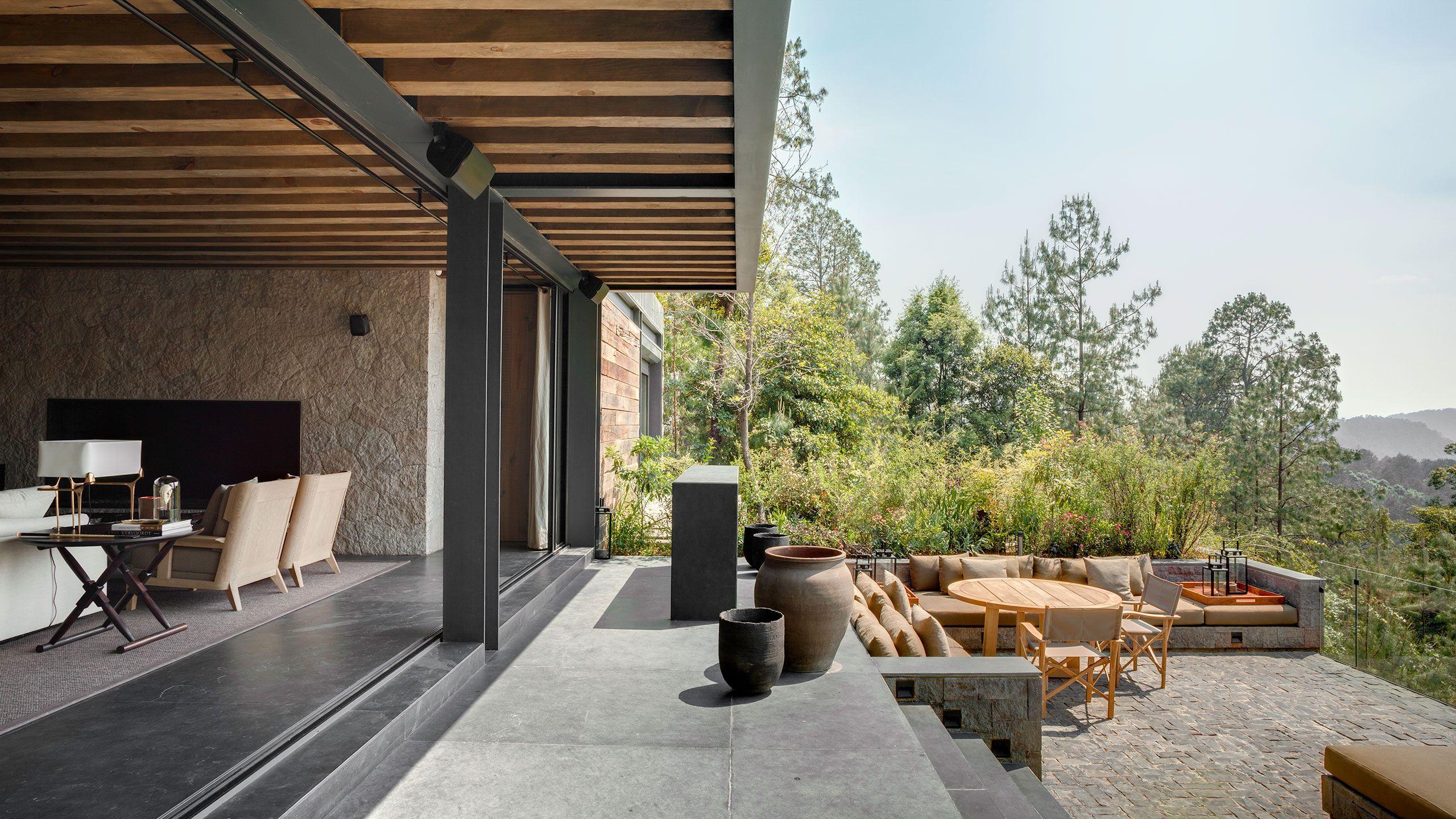 Casa el mirador in valle de bravo mexico by cc - Arquitectos casas modernas ...