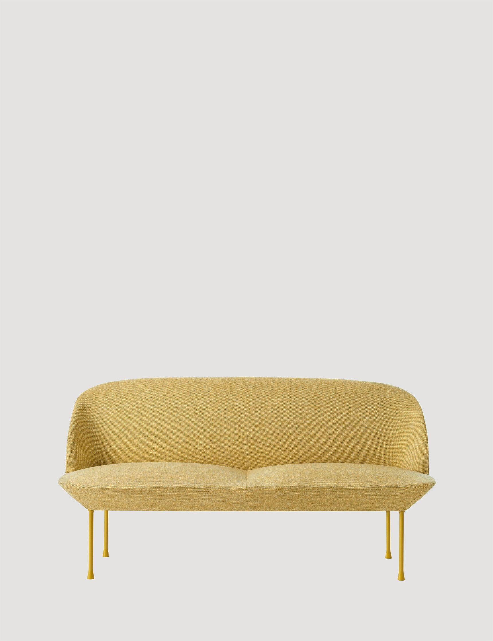 Oslo Modern Scandinavian Design 2 Seat Sofa By Muuto Muuto Sofas Pinterest Oslo