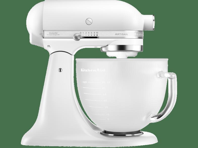 Mediamarkt Kitchenaid Kitchenaid 5ksm156efp Artisan Kuchenmaschine 300 Watt Weiss 05413184104955 Haushalt Elektr Kuchenhilfe Kuche Einbaugerate