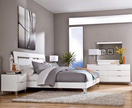 couleur de mur pour chambre | idées déco pour maison moderne ...