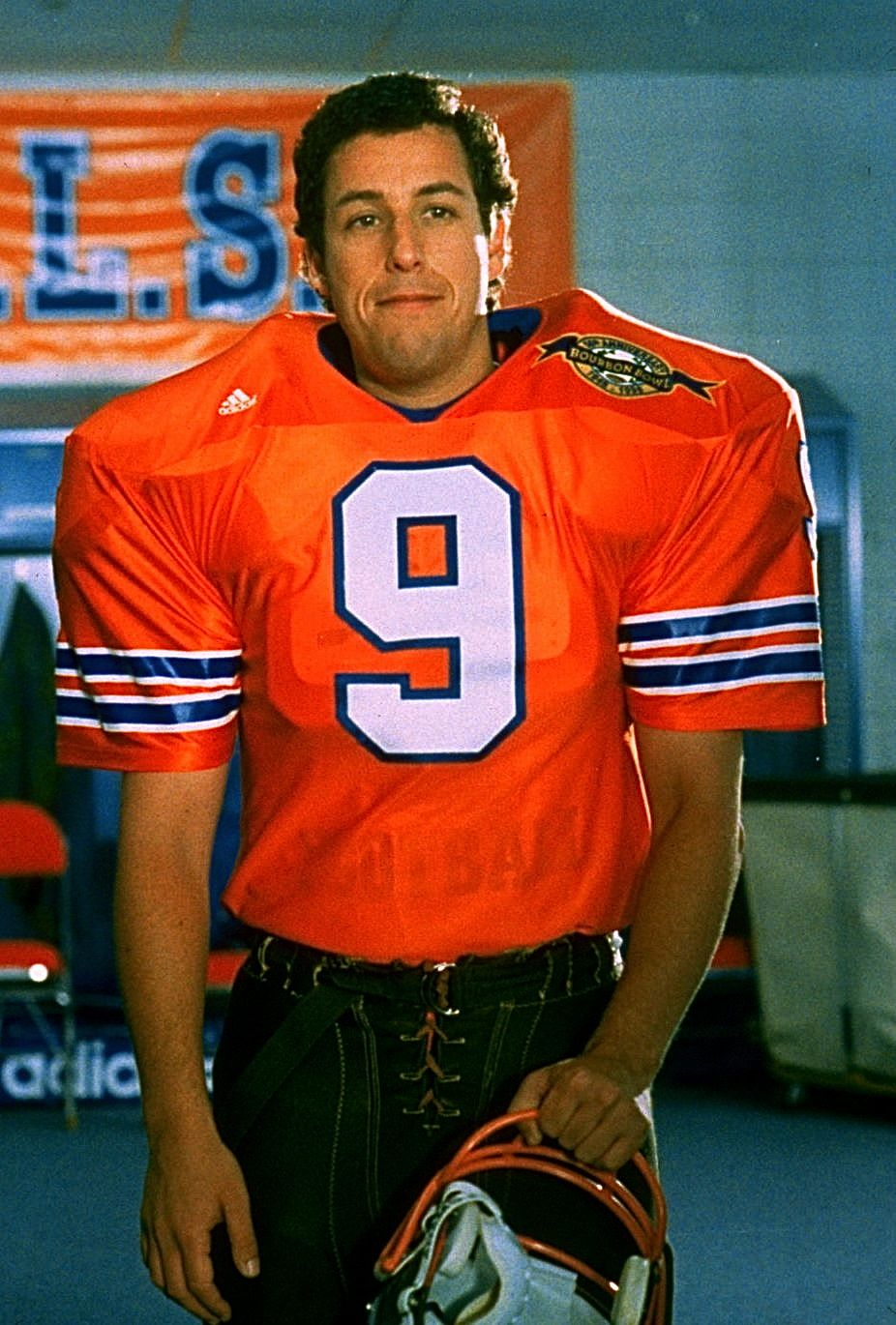 , The Waterboy (1998) Adam sandler, Waterboy, Adam