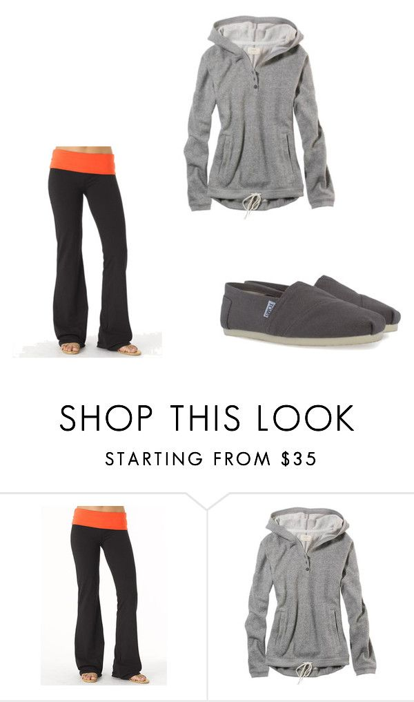 """""""The Bucket List"""" by ashlee-hughes ❤ liked on Polyvore featuring moda, American Eagle Outfitters e TOMS"""