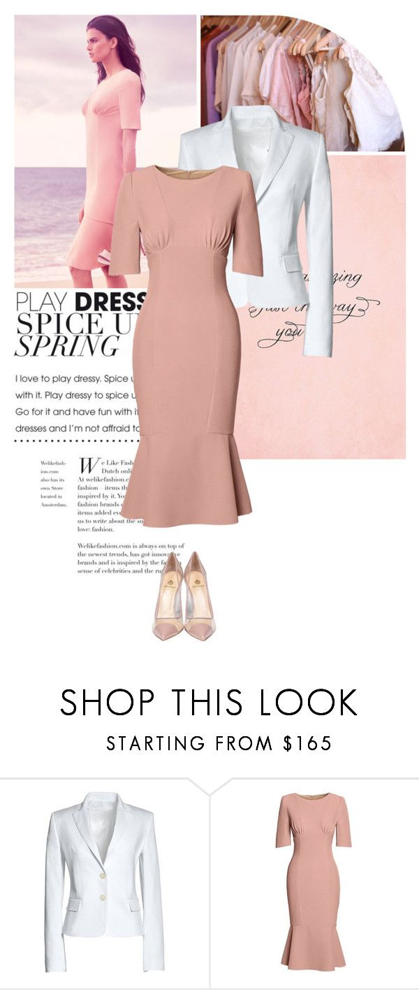"""""""Paint Your Look With Canvas by Lands' End: Contest Entry"""" by katrinaalice ❤ liked on Polyvore featuring Lands' End, Canvas by Lands' End and Semilla"""
