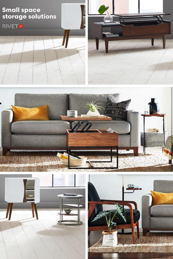 Small Space Stylish Furniture Amazon Ad Introducing